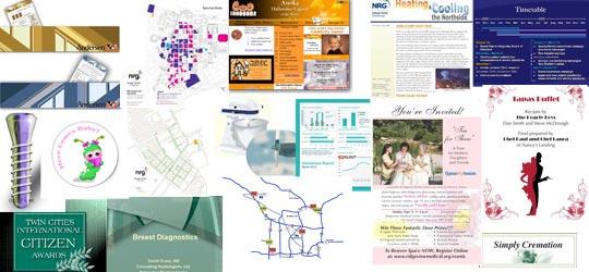 graphic artist collage