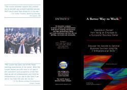 sunbelt brochure